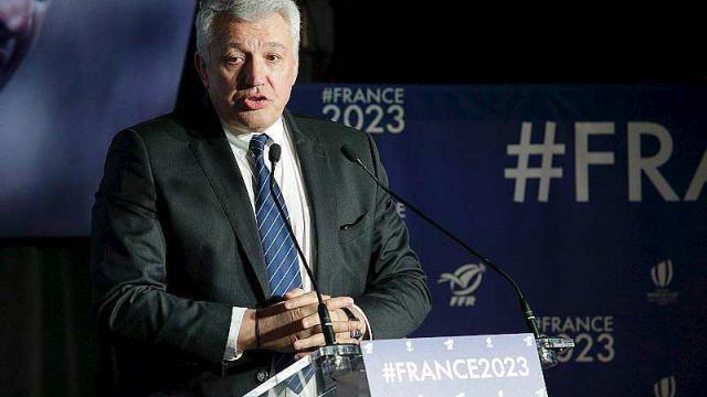photo le directeur du projet de candidature de france 2023, claude atcher. © afp