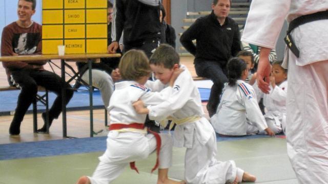 club judo nantes