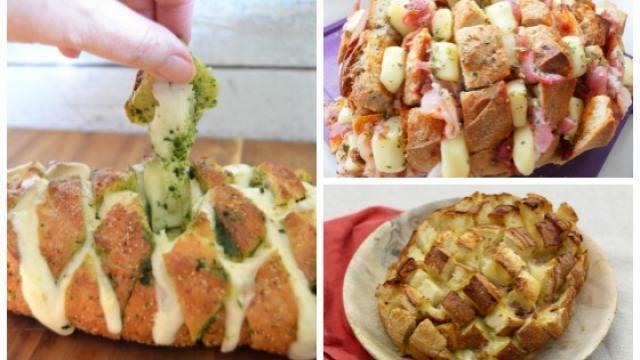 C Est Maman Qui Cuisine | Cuisine Six Recettes De Pains Herisson Pour L Aperitif La Roche