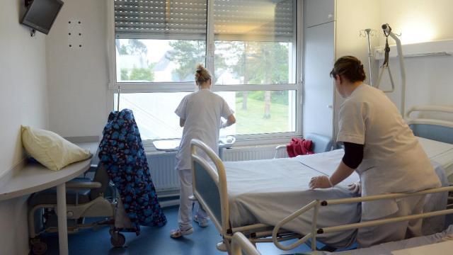 Saint-Brieuc. « À l\'hôpital, l\'inconfort des chambres à trois lits ...