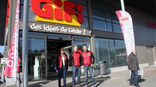 Concarneau. Le nouveau magasin Gifi a ouvert ses portes mercredi ...