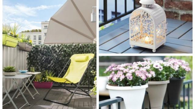 Deco Six Idees Pour Amenager Son Balcon Nice Maville Com