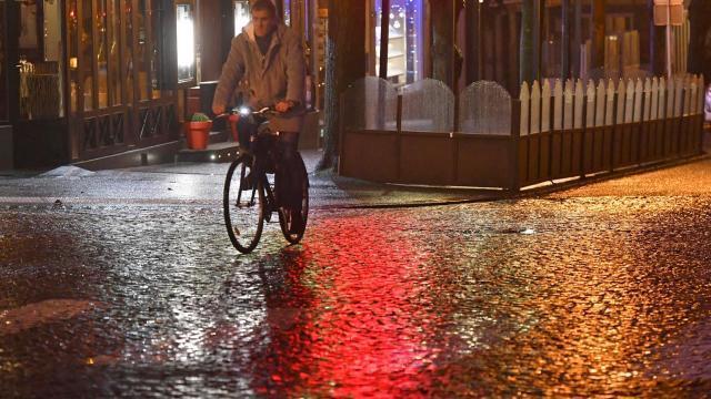 photo la pluie revient mardi, une nouvelle perturbation traversant le pays de la manche vers la méditerranée, selon le bulletin quotidien de météo-france. © thierry creux / ouest-france