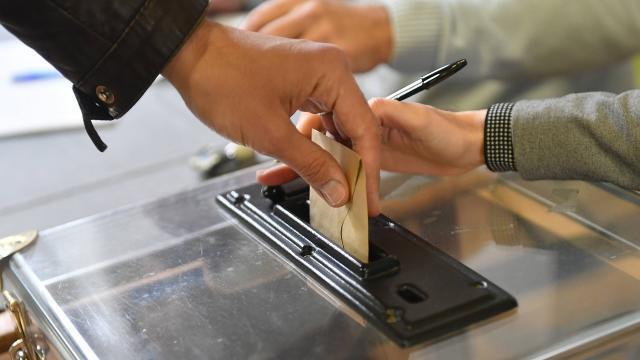 Direct présidentielle second tour les bureaux de vote sont