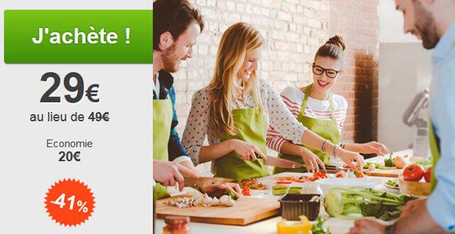 Bon Plan Un Cours De Cuisine à Rennes Pour Moins De 30 Euros