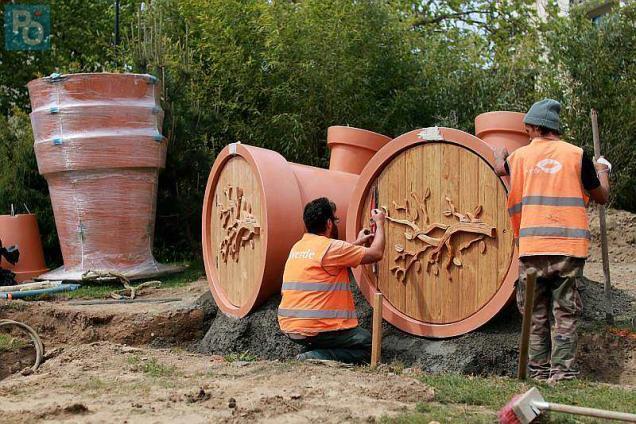 Nantes. Des pots géants pour jouer cet été au jardin des Plantes ...