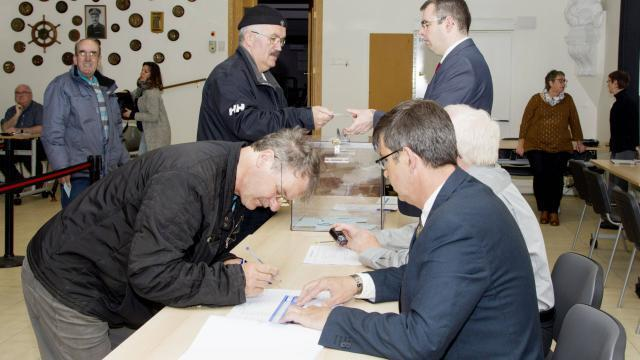 Législatives début du vote dans les circonscriptions d outre mer