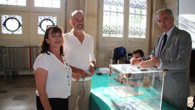 Législatives les bureaux de vote ont ouvert à vannes vannes