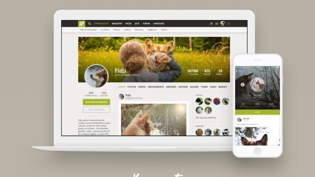 Vannes  Diana Pet Food joue la carte du réseau social