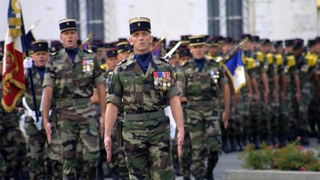 afcd1d50971 Vannes. Le nouveau chef d état-major des armées a dirigé le 3e RIMa -  Rennes.maville.com