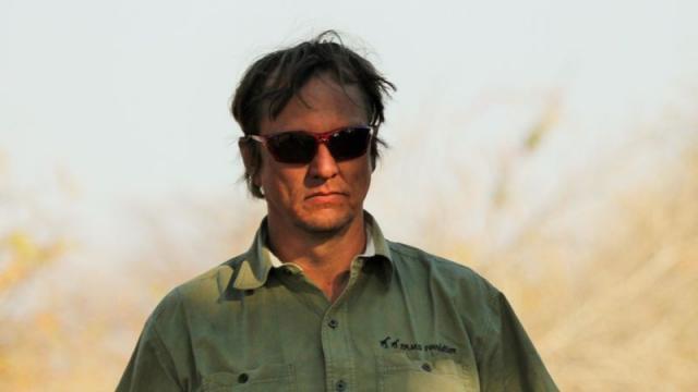 photo wayne lotter, assassiné le 16 août, luttait contre la chasse illégale. © dr