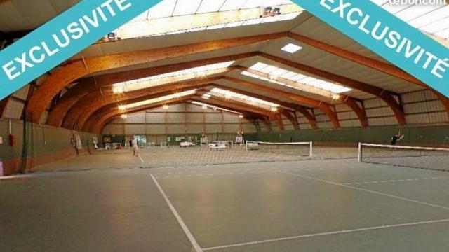 Nantes Le Complexe Sportif D Alcatel Sur Le Bon Coin Caen Maville Com