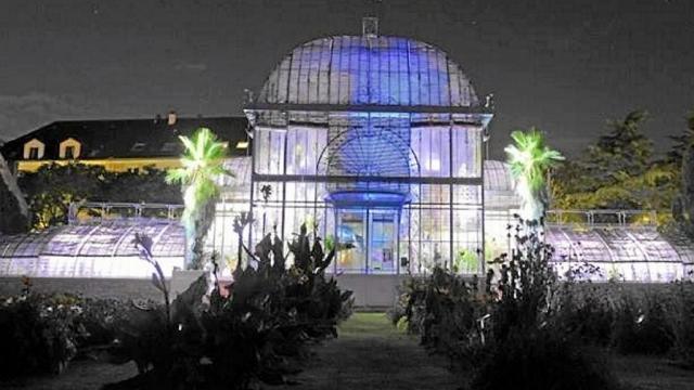 Nantes. Profitez ce soir des Nuits féeriques du Jardin des plantes ...