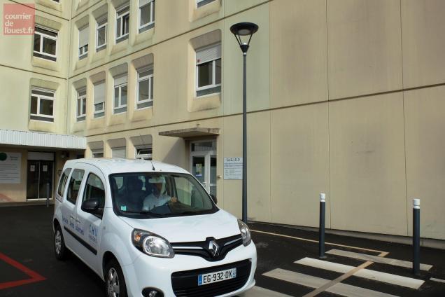 Angers Un Nouveau Centre De Dépistage Du Vih à Lhôpital Angers
