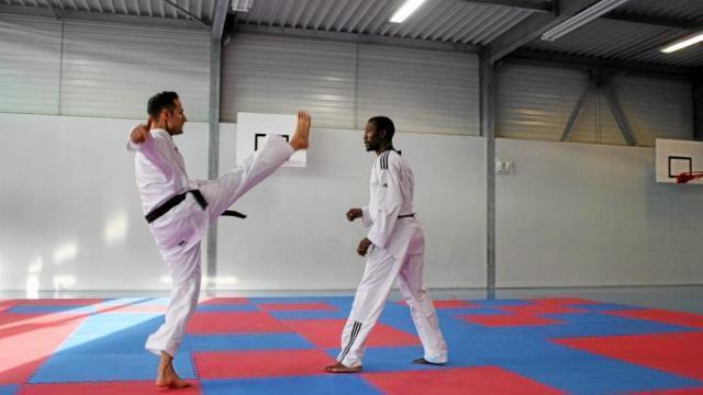 club taekwondo saint nazaire