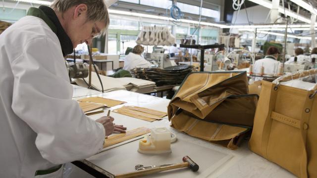 Maroquinerie. Longchamp construit une usine à Pouzauges - La Roche ...