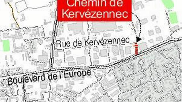 medecine du travail rue kervezennec