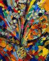 Beau livre. La peinture de Micheau-Vernez, alchimiste de la couleur (Ouest-France)