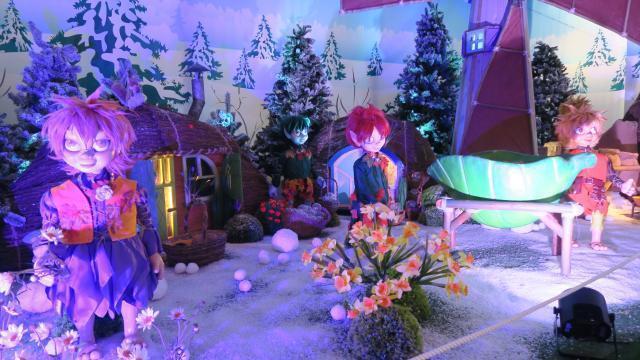Noel Magique La Baule La Baule. Noël magique au bois des Aulnes en vidéo   Nantes