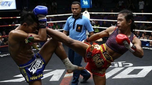 Sport de combat vannes