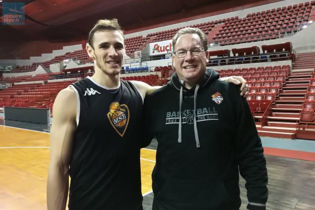 BasketRetrouvailles Entre Père Et Le FilsSport l13cTFKJ