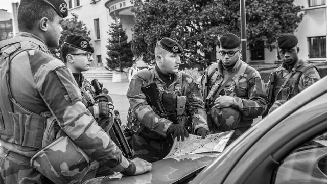 b134c991460 Vannes. Le 3e Rima patrouille en région parisienne - Vannes.maville.com