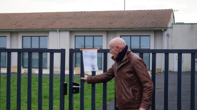 Tillieres Salle Des Fetes Fermee Pour Duree Indeterminee Angers