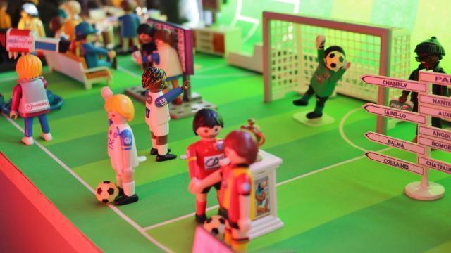 Jouets Folle D Des FootballLa Sables En Aventure Herbiers Les DY9EWH2I