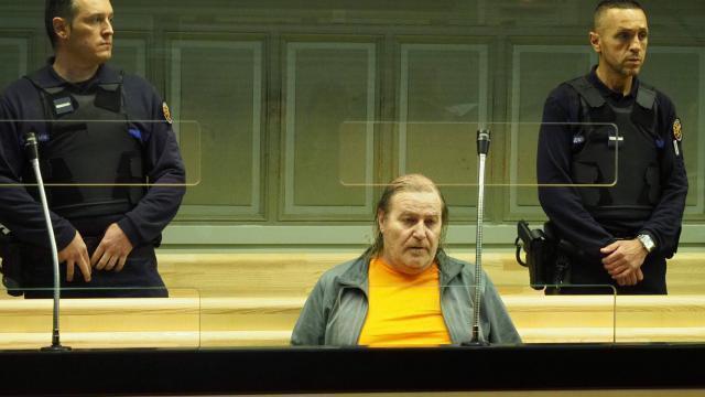 photo jacques rançon, jugé à partir de ce lundi, est accusé d'avoir violé, tué et mutilé deux femmes, et tenté de violer deux autres victimes en 1997 et1998. © raymond roig / afp