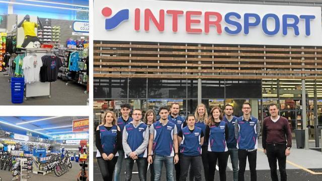 a2aabc1262cb8c Le magasin Intersport ouvre ses portes à Fouesnant - La Roche sur  Yon.maville.com