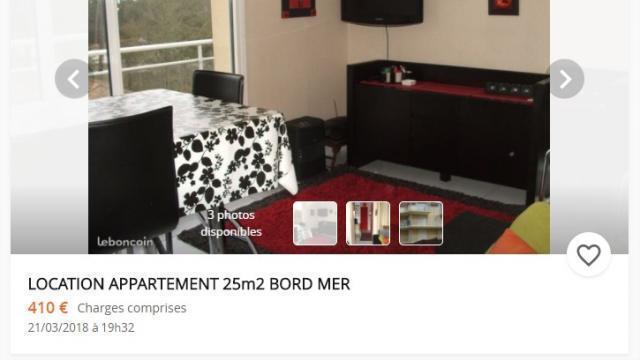 Le Bon Coin Un Appartement à Louer En Bord De Mer à Laval