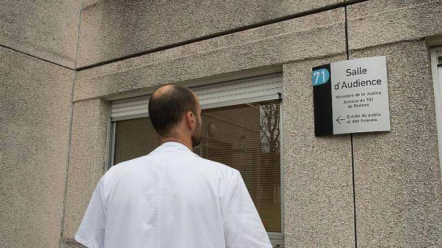 Rennes. Un détenu s'évade de sa chambre d'isolement en psychiatrie on