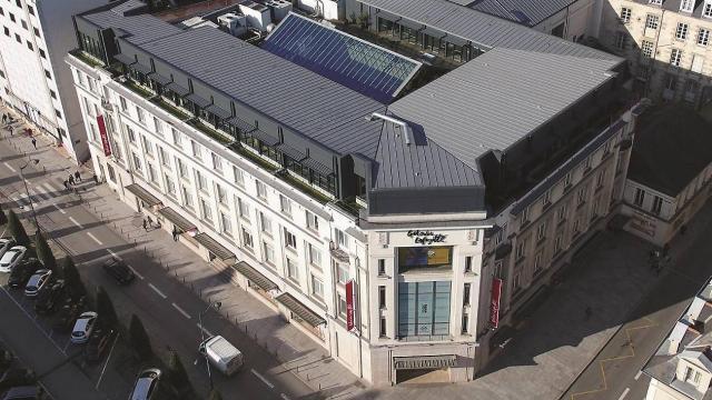 Rennes. Plongée au coeur des Galeries Lafayette rénovées - Rennes ...