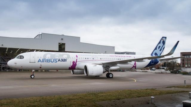 photo cet avion est un des plus économes au monde sur les longues distances. © ouest-france