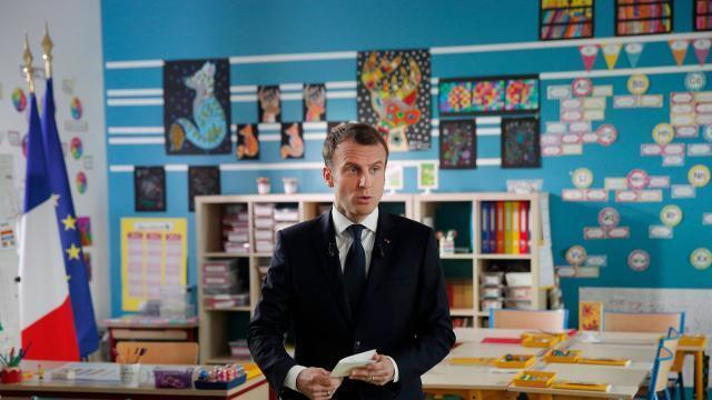 Syrie Hopitaux Csg Macron Sur Tf1 Ce Qu Il Faut Retenir De Son Interview Rennes Maville Com