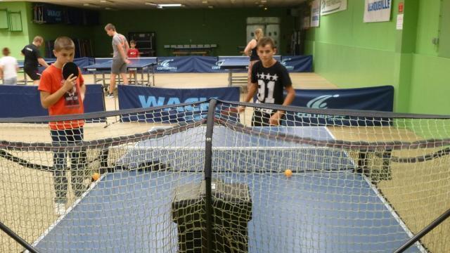Querqueville le club de tennis de table s offre un - Tournoi tennis de table ile de france ...