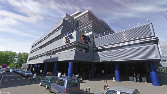 photo une enquête administrative a été ouverte début mai, après le décès d'une jeune femme de 22 ans au nouvel hôpital civil de strasbourg, cinq heures après son premier appel au samu 67. © capture d'ecran / google street view