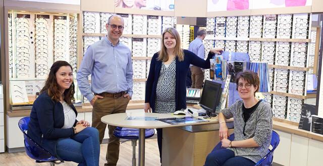 Ray-Ban, Guess, Diesel… A Cholet, l opticien ATOL propose deux magasins  pour les lunettes de - Cholet.maville.com cd077404e02d