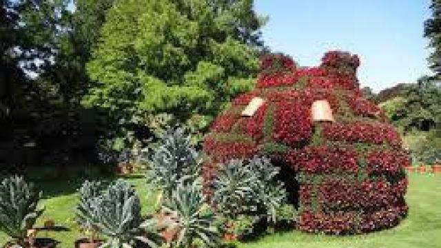 Nantes. Le jardin des Plantes, en plein « boom de floraison ...