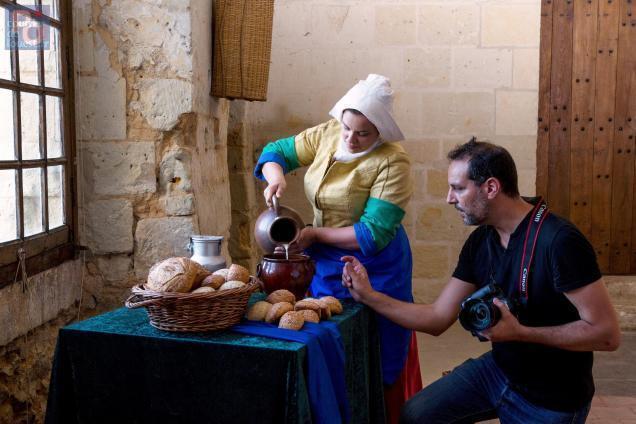Fontevraud Insolite La Laitiere De Vermeer S Invite A L Abbaye Nantes Maville Com