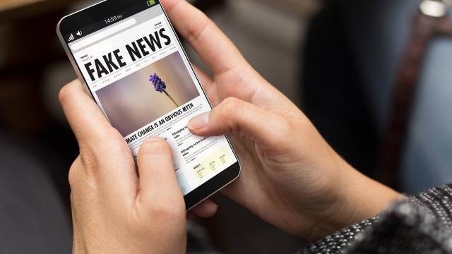 photo le gouvernement veut empêcher les «?fake news?» de saper les campagnes électorales.(photo d'illustration). © stock adobe