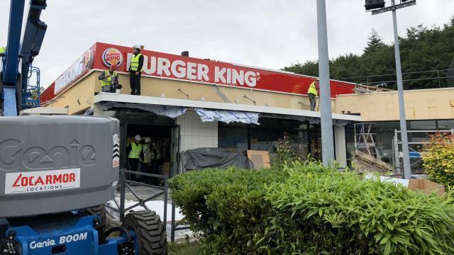 Carte Burger King Quimper.Quimper Au Burger King Les 120 Postes Sont Deja Pourvus
