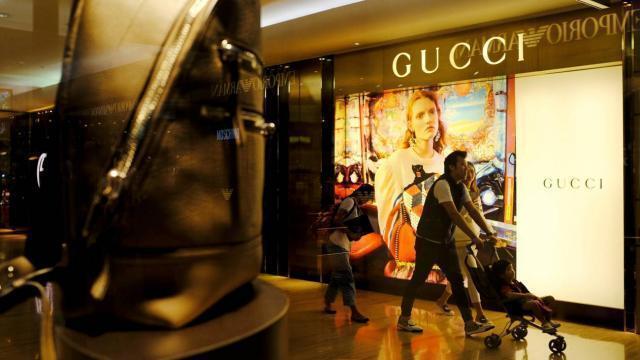 Gucci veut devenir leader mondial du luxe - Montpellier.maville.com 70b5c8680a8