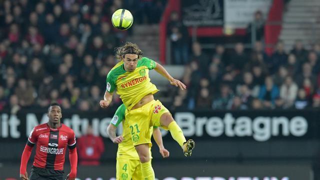 53ede96757 FC Nantes : Rene Krhin définitivement Nantais. Sport - Golfe de Saint  Tropez.maville.com