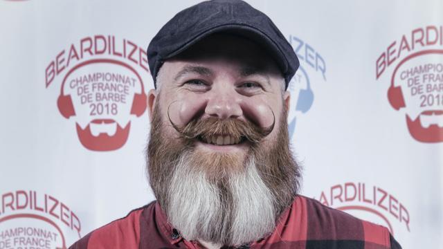 """Résultat de recherche d'images pour """"caennais champion de barbe"""""""