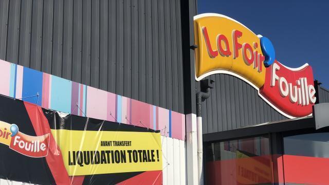 Laval La Foirfouille Liquide Tout Avant Son Transfert Redon