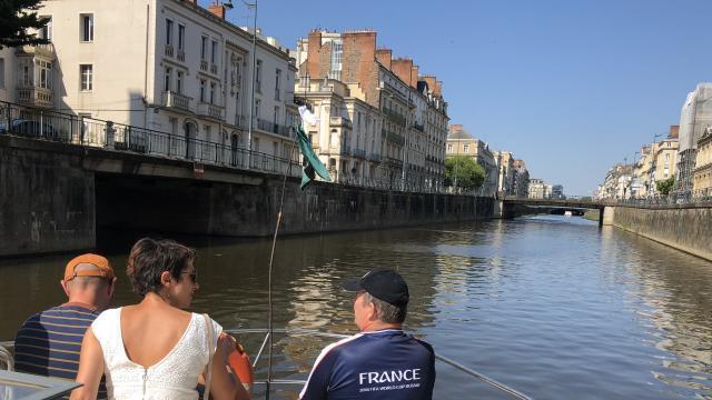 Rennes le bateau bus vogue ce samedi jusqu 18 h dans - Meteo rennes samedi ...