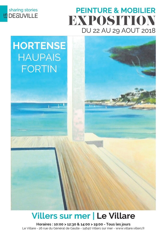 exposition peinture par hortense haupais internaute. Black Bedroom Furniture Sets. Home Design Ideas