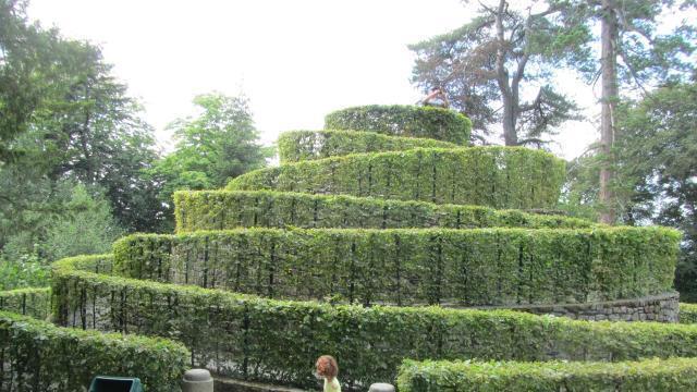 Coutances. À la recherche du trésor du jardin public - Granville ...