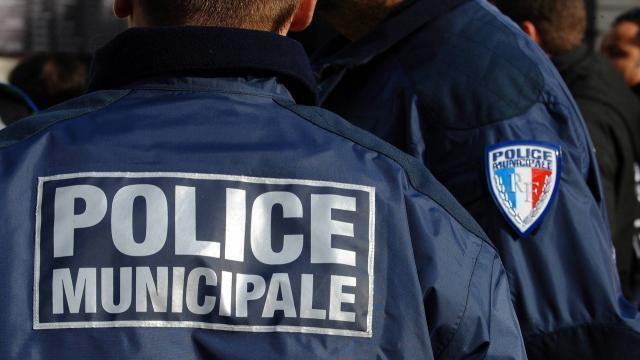 photo l'homme de 37 ans a outragé et violenté des hommes de la police municipale, à nantes. © archives